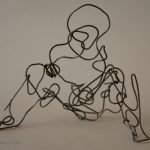 go to wire sculptures page